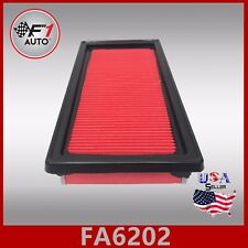 FA6202 CA11215 PREMIUM ENGINE AIR FILTER for 12-18 VERSA & 14-17 VERSA NOTE 1.6L