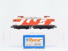 HO Scale Roco 43549 OBB Austrian Federal Railway Electric Locomotive #1044