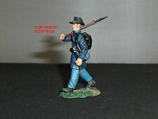 Britains Soldiers Civil War Union Infantry Iron Brigade Marching No1 31123