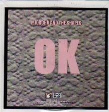 (DC209) Micachu & The Shapes, OK - 2012 DJ CD