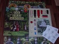 Die DREI MAGIER -- mit Sonderpreis für das schöne Spiel // SPIEL des JAHRES 1985