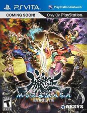 NEUF Muramasa Rebirth (PlayStation Vita, 2013) NTSC