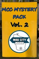 MCC COLLECTOR PACK VOL 2 20 CARDS, 2-4 RELICS/AUTOS, NUMBERED. NFL,NBA,MLB! READ