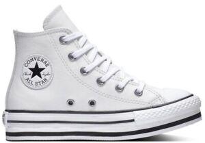 Converse all star Pelle bianche | Acquisti Online su eBay