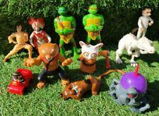 McDonalds Happy Meal toy bundle x 11  TMNT Kung Fu Panda Ice Age Avatar Mr Fox A