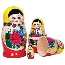 Wooden Modern Dolls