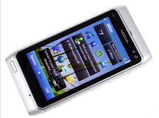 Nokia N8 16GB Silver(Unlocked) Smartphone WIFI GPS 12MP