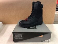 Magnum Womens 5159W Black Police Army Combat Boots NEW IN BOX!! SIZE 10.5