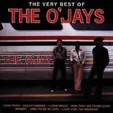 THE O'JAYS - THE VERY BEST OF  CD  21 TRACKS SOUL / POP COMPILATION / HITS  NEU