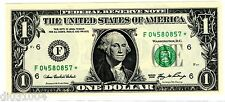 Etats UNIS d' AMERIQUE USA Billet 1 Dollar 2006 * STAR NOTE NEUF UNC