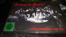 ARMORED SAINT Win Hands Down Ltd. Edition Box Setsous cello