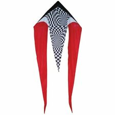 PK 45 IN. FLO-TAIL - RED OPT-ART