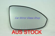 RIGHT DRIVER SIDE HOLDEN CRUZE 2009 - 2016 JG JH MIRROR GLASS WITH BASE