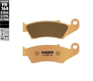 Galfer Front Brake Pads Honda CR250R 1992 - 2007