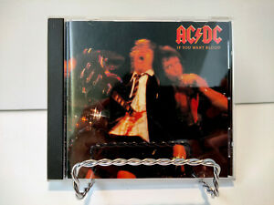If You Want Blood You've Got It [Remaster] by AC/DC (CD, Feb-1994, Epic) 92447-2