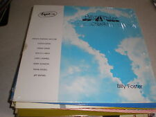 Billy Foster/Audio LP Equistor Records