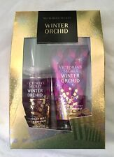 VICTORIA'S SECRET Winter Orchid Mini Mist & Lotion Limited Edition