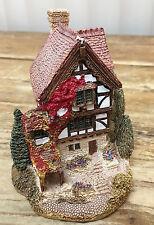 Lilliput Lane Miniature Masterpieces Four Seasons England 1987 Tudor House Chips