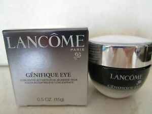 LANCOME GENIFIQUE EYE YOUTH ACTIVATING EYE CONCENTRATE 0.5 OZ BOXED