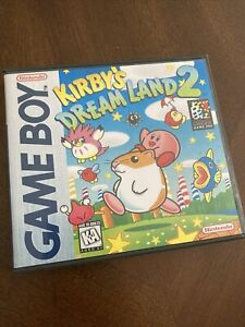 Kirby's Dream Land 2 (Nintendo Game Boy, 1995)