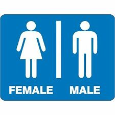 Miscellaneous Signs -  TOILETS FEMALE AND GENTS