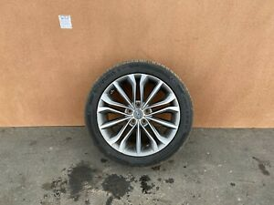 "HYUNDAI GENESIS & G80 SEDAN 2015-2019 OEM RIM WHEEL TIRE OEM 18""X8"""