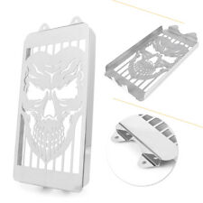 Motorcycle Chrome Skull Radiator Grille Grill Cover For Honda VTX1300C F N R S T