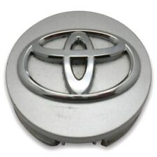 "Genuine Factory Toyota OEM Wheel Center Hub Cap Silver 2-3/8"" 42603-12730"