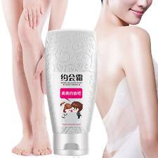 Instant Skin Whitening Bleaching Cream For Dark Skin Hyaluronic Acid Body Lotion