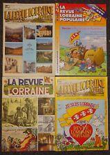 La revue lorraine populaire-N° 092. Février 1990.