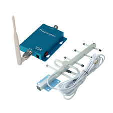 US STOCK 850MHz Cellphone Signal Booster GSM Repeater 3G Amplifier Yagi Antenna