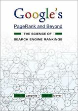 Googles Pagerank And Beyond The Science Of Search Engine Rankings By Carl D