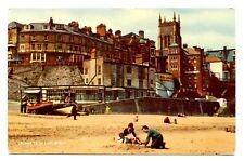 Cromer From East Beach Postcard England Norfolk Posted 1959