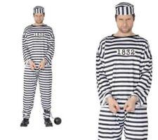Costumi e travestimenti pantaloni neri per carnevale e teatro da uomo taglia XL