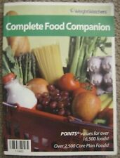 B000KHQXEU Complete Food Companion by Weight Watchers (Points Values for Over 16