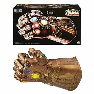Marvel Legends Avengers ELECTRONIC INFINITY GAUNTLET Infinity War Endgame MCU