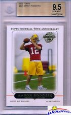2005 Topps#431 Aaron Rodgers ROOKIE BGS 9.5 GEM MINT Packers Super Bowl Champion