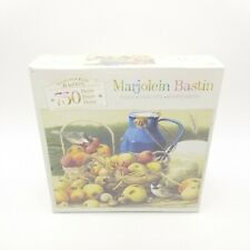 Marjolein Bastin Harvest Time Jigsaw Puzzle, Beautiful Brand new Factory sealed