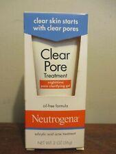 Neutrogena Clear Pore Treatment 2 oz Nighttime Clarifying Gel