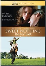 SWEET NOTHING IN MY EAR New Sealed DVD Hallmark Hall of Fame Jeff Daniels