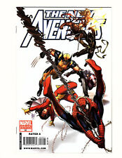 The New Avengers #50 (2009, Marvel) NM- Adam Kubert Variant Dark Reign