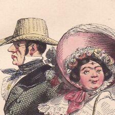 Rentier et sa Femme Rupin Privilégié Capitaliste