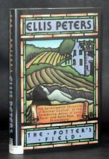 Signed First Edition The Potter's Field Ellis Peters Brother Cadfael Book 17