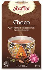 Yogi TEA CHOCO Azteca Spice - 17 Bolsas