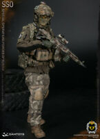 """DAMTOYS 1/6 Special Operations Forces Of Russia (SSO) 12"""" Solider Figure Toy"""