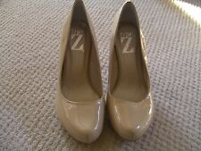 Type Z Colbie Nude Women's Size 6 M Patent Pumps/Heels - New Without Tags