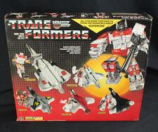 Transformers G1 Gen 1 Rare Superion Gift Set MIB NIB Brand New Genuine Original