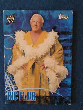 TOPPS TRADING CARD-WWF-WRESTLING - 2007-RIC FLAIR