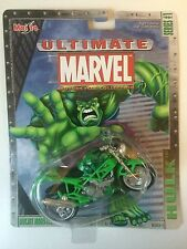 Ducati Monster 900 Hulk Ultimate Marvel Motorcycle Collection Series #1
