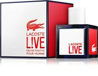Lacoste Live 60 ml Eau de Toilette for Men